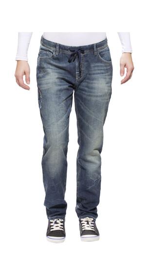 Chillaz Jogg - Pantalones de Trekking Mujer - azul